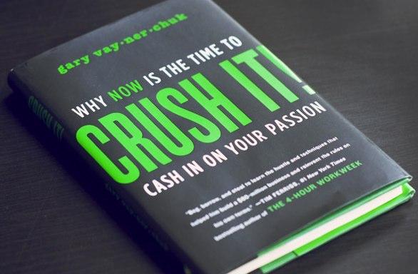 Crush It book cover