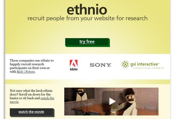 Ethnio.com