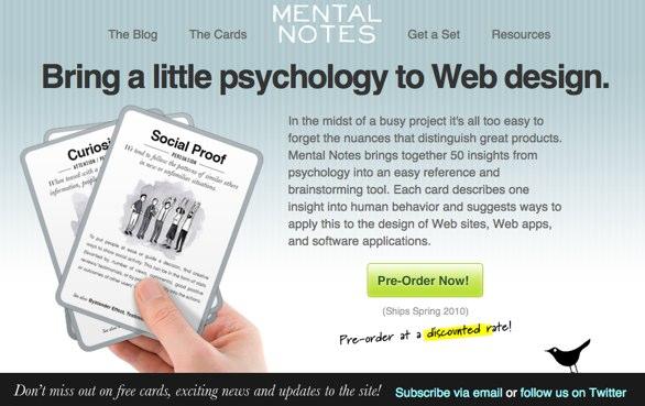 Get Mental Notes
