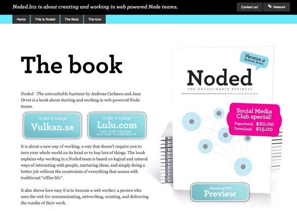 Noded Website