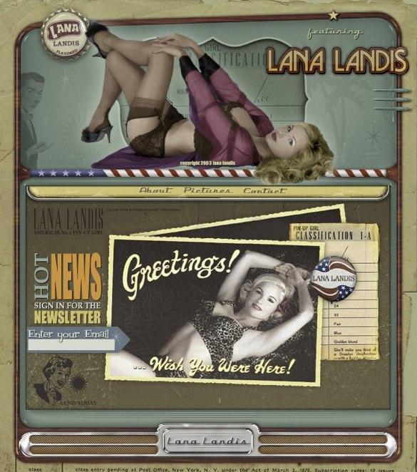 Lana Landis