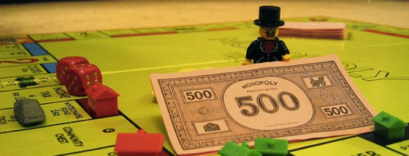 Image of Monopoly Board