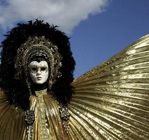 Image of ornate costume