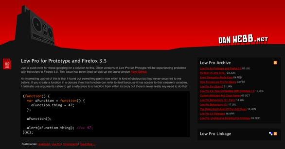 danwebb.net