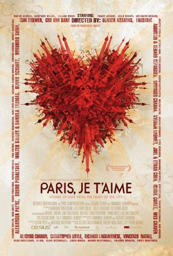 Paris Je Taime Poster