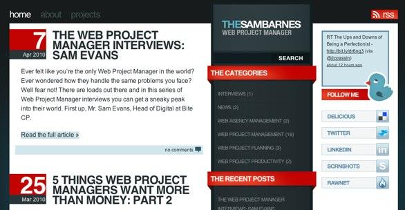 sambarnes.com