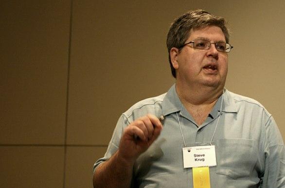 Photo of Steve Krug