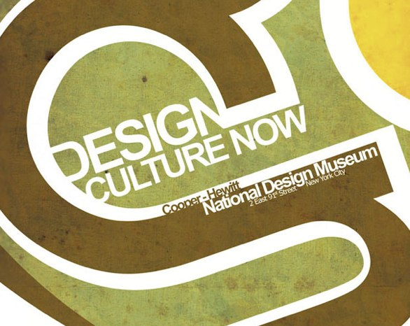 National Design Museum poster