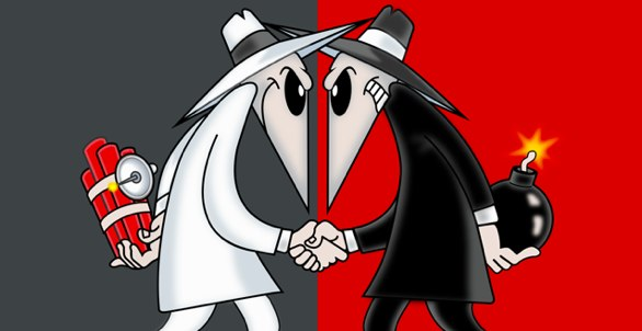 Spy Vs Spy Image